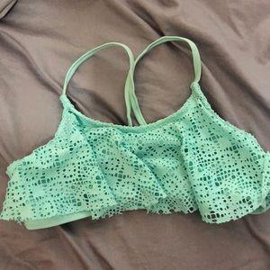Other - Aqua swimsuit top